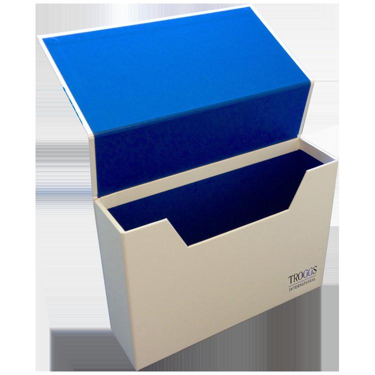 Large capacity printed box