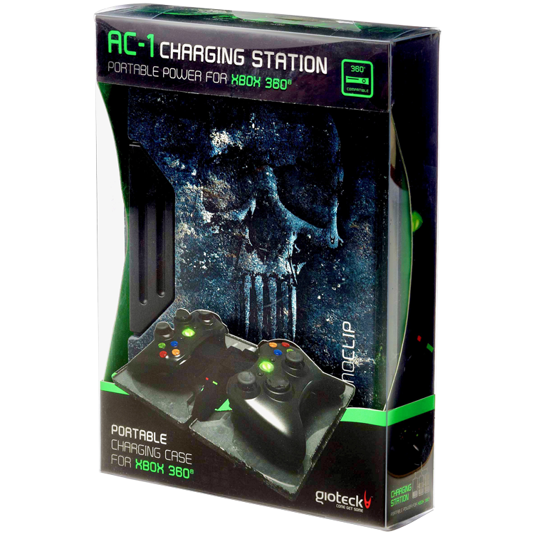Instore gaming packaging