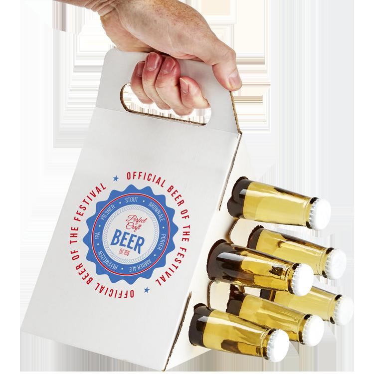 Bottle carrier packs