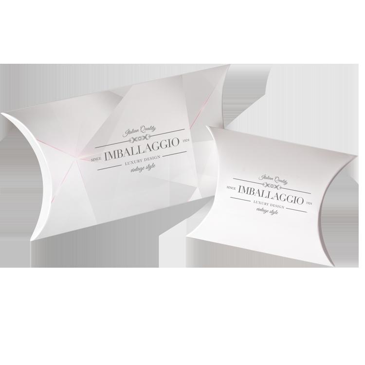 Presentation pillow packs