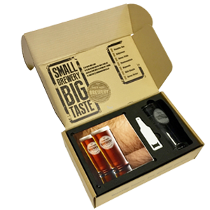 Brewery gift boxes